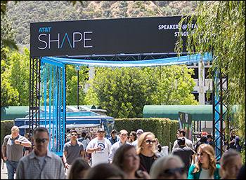 AT&T Shape 2019 Entertainment & Technology Expo